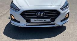 Hyundai Sonata 2018 года за 7 700 000 тг. в Алматы – фото 4