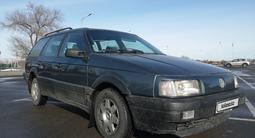 Volkswagen Passat 1991 года за 1 500 000 тг. в Талдыкорган – фото 2