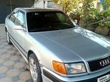 Audi 100 1991 года за 1 500 000 тг. в Талгар – фото 2