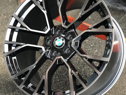 BMW G05 G06 G07 диски R21 за 420 000 тг. в Алматы – фото 2