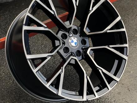 BMW G05 G06 G07 диски R21 за 420 000 тг. в Алматы – фото 3
