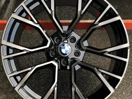 BMW G05 G06 G07 диски R21 за 420 000 тг. в Алматы – фото 4