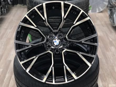 BMW G05 G06 G07 диски R21 за 420 000 тг. в Алматы – фото 5
