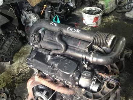 Контрактный двигатель на мерседес из германии без пробега по Казахстану за 250 000 тг. в Караганда – фото 3