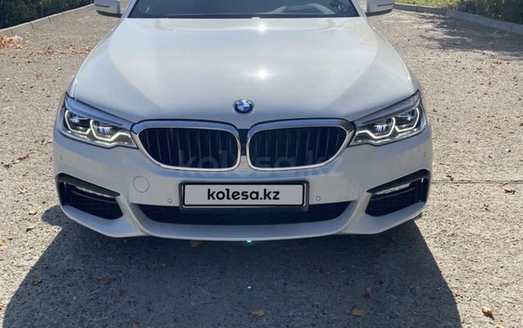 BMW 530 2020 года за 23 000 000 тг. в Усть-Каменогорск