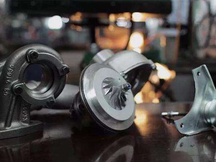 Картриджа для ремонта турбины. Mercedes Sprinter om611, IHI VV11 за 49 000 тг. в Алматы – фото 3