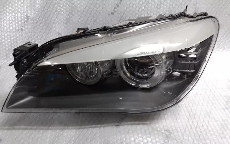 Левая фара BMW 7 f01 Dynamic Xenon за 190 000 тг. в Алматы
