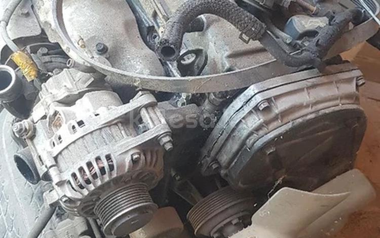 Двигатель на запчасти за 100 тг. в Шамалган