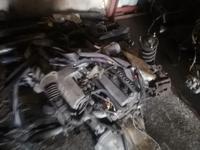 Двигатель и акпп тойота марк 2 за 12 000 тг. в Алматы