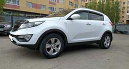 Kia Sportage 2013 года за 6 700 000 тг. в Нур-Султан (Астана) – фото 2