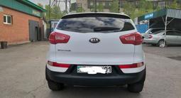 Kia Sportage 2013 года за 6 700 000 тг. в Нур-Султан (Астана) – фото 4