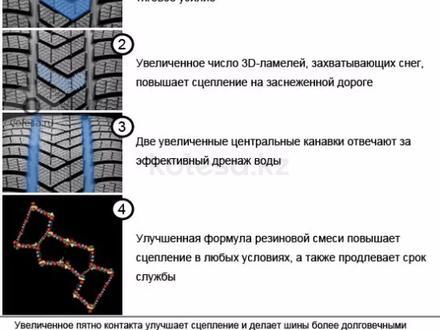 255-40-20 и 285-35-20 Зимняя шина за 500 000 тг. в Алматы – фото 6