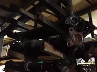 Карданный вал (кардан) 38см Lexus LX 470 в Алматы