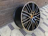 Диски R21 на Porsche Cayenne (Порш Кайен). за 555 000 тг. в Алматы – фото 4