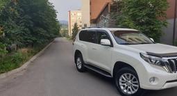 Toyota Land Cruiser Prado 2014 года за 18 500 000 тг. в Алматы