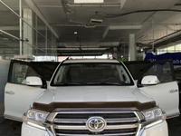 Toyota Land Cruiser 2017 года за 18 000 000 тг. в Алматы