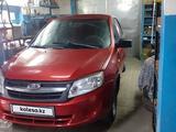 ВАЗ (Lada) Granta 2190 (седан) 2012 года за 2 600 000 тг. в Костанай – фото 2