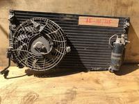 Радиатор кондиционера на Тойота Спасио AE111 1997-2001 за 18 000 тг. в Алматы