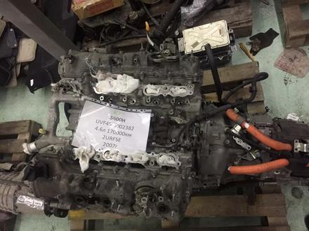 Двигатель Lexus ls600h за 111 111 тг. в Алматы