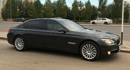 BMW 750 2010 года за 6 500 000 тг. в Алматы – фото 2