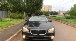 BMW 750 2010 года за 6 500 000 тг. в Алматы – фото 5