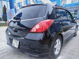 Nissan Tiida 2006 года за 2 000 000 тг. в Тараз – фото 4