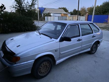 ВАЗ (Lada) 2114 (хэтчбек) 2008 года за 600 000 тг. в Атырау – фото 2