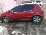 Peugeot 307 2003 года за 1 500 000 тг. в Уральск – фото 3