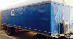 Жилой вагон-прицеп МАЗ в Актау