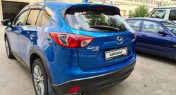 Mazda CX-5 2012 года за 8 500 000 тг. в Караганда – фото 4