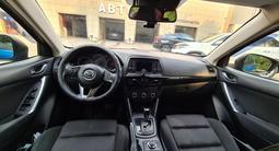 Mazda CX-5 2012 года за 8 500 000 тг. в Караганда – фото 5