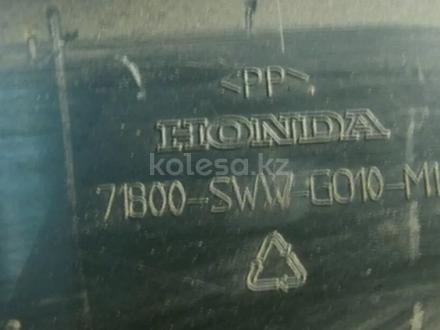 Накладка порога CR-V 3 за 16 000 тг. в Костанай – фото 2