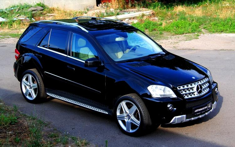 Mercedes-Benz ML 350 2011 года за 10 800 000 тг. в Алматы