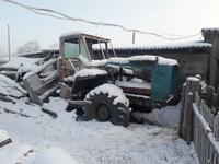 Трактор в Нур-Султан (Астана)