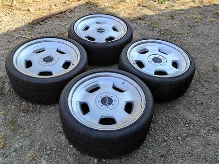 Комплект дисков с шинами 245/35/20___285/30/20 за 160 000 тг. в Алматы