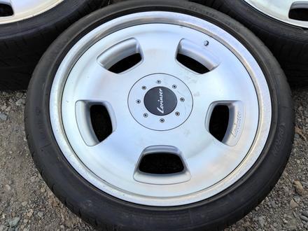 Комплект дисков с шинами 245/35/20___285/30/20 за 160 000 тг. в Алматы – фото 2