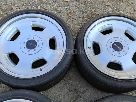 Комплект дисков с шинами 245/35/20___285/30/20 за 160 000 тг. в Алматы – фото 3