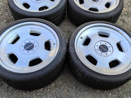 Комплект дисков с шинами 245/35/20___285/30/20 за 160 000 тг. в Алматы – фото 6