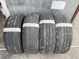 225/55/18 комплект летних шин за 60 000 тг. в Костанай