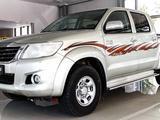 Toyota Hilux 2014 года за 11 340 000 тг. в Тараз