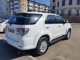Toyota Fortuner 2014 года за 11 599 000 тг. в Нур-Султан (Астана) – фото 3