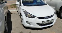 Hyundai Elantra 2013 года за 4 750 000 тг. в Нур-Султан (Астана)