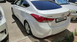 Hyundai Elantra 2013 года за 4 750 000 тг. в Нур-Султан (Астана) – фото 2