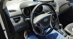 Hyundai Elantra 2013 года за 4 750 000 тг. в Нур-Султан (Астана) – фото 3
