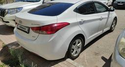 Hyundai Elantra 2013 года за 4 750 000 тг. в Нур-Султан (Астана) – фото 4