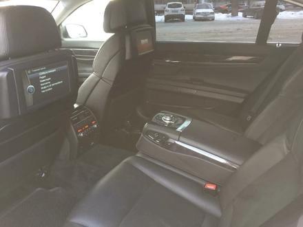 BMW 740 2010 года за 9 999 999 тг. в Алматы – фото 4