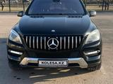Mercedes-Benz ML 400 2013 года за 14 500 000 тг. в Нур-Султан (Астана) – фото 2