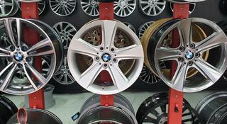 Комплект дисков r 17 5*120 BMW за 160 000 тг. в Петропавловск