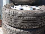 Диски r15 + резина на Toyota Windom 20 за 90 000 тг. в Алматы – фото 2