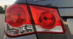 Chevrolet Cruze 2013 года за 3 850 000 тг. в Костанай – фото 5
